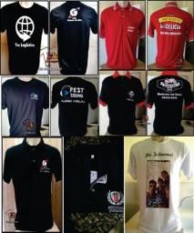 Título do anúncio: Camisetas Personalizadas e Uniformes em Geral