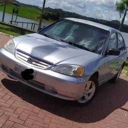 Honda Civic 2003 Completo!
