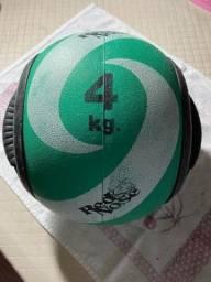Título do anúncio: Bola de peso com alça de 4KG - Red Nose