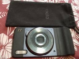 Título do anúncio: Máquina fotográfica snap hasselblad linha Z Motorola