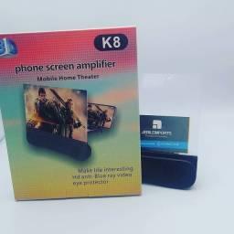 Ampliador tela celular com caixa bluetooth//entregamos grátis jp