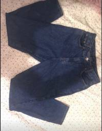 Título do anúncio: Calça Mom Jeans V/T
