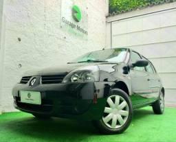 Título do anúncio: Renault Clio  Hatch. Campus 1.0 16V (flex) 4p FLEX MANUAL