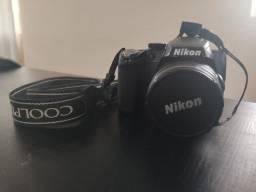 Câmera fotográfica Nikon P500