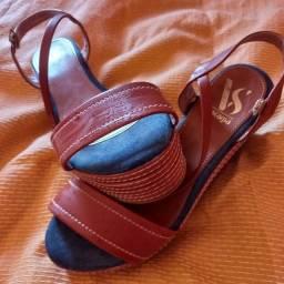 Título do anúncio: Sapato Via Scarpa