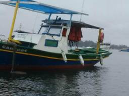 Barco tipo traineira - 2000