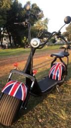 Harley City Scooter Elétrica 2000W - 2018