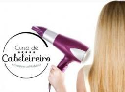 Curso de cabelereiro feminino