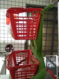Carrinho para compras