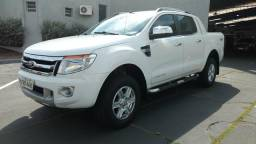 Ford Ranger cabine dupla Limited Top - 2015