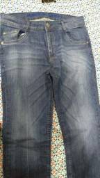 Calça Jeans aleatory, Skynny