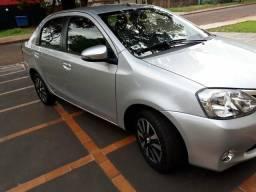 Etios Sedan Platinum 1.5 16V Flex 16/16 - 2016