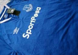 Uniforme Everton 18/19