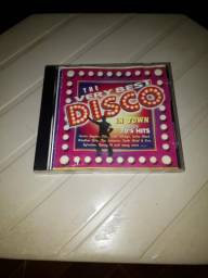 Cd The Very Best Disco in Town