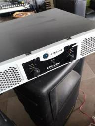 Amplificador crown lps 800
