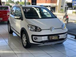 Volkswagen Crossup tsi extra - 2017