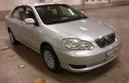 Corolla 1.6 XLI Automatico/ComManual&ChaveReserva/Oportunidade - 2005