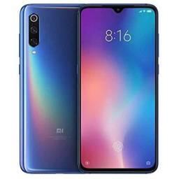 Somente venda - Xiaomi Mi 9 se 64gb azul novo