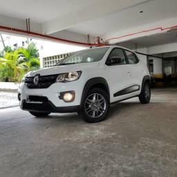 Renault Kwid Intense 2019 Único dono - 2019