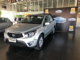 Actyon Sport 2.0 TD - 4wd - 2012