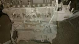 Motor Fiat Evo Vivace 1.0 flex/parcial/carter, cabeçote/pistão