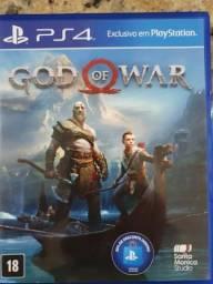 God Of War (Pra sair hoje)