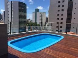 Apartamento à venda com 1 dormitórios em Jardim oceania, João pessoa cod:3229-3359