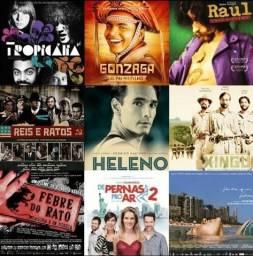 Filmes nacionais antigos e novos peça já o seu