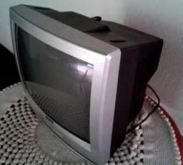 TV- pequena funcionando