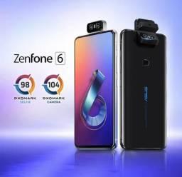 Zenfone 6 64GB 6GB RAM Lacrado+Nota.
