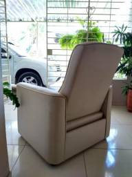 Cadeira do Papai de Couro