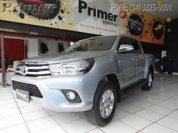 Hilux CD SR 4x2 2.7 16V/2.7 Flex Aut. - 2017