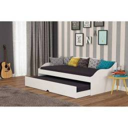 Sofa cama - entrega e montagem gratuita .