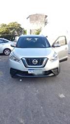 Nissan kicks S 1.6 Automatico 9.300km rodados - 2019