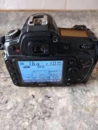 Nikon D90 guerreira