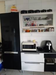 Armário de cozinha Itatiaia de madeira