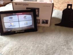 GPS com tv e camera de Re