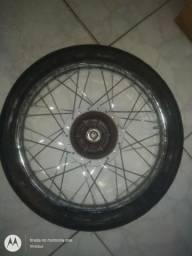 Vendo roda dianteira da cg fan 2006