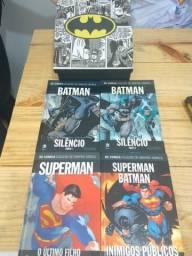 DC Comics - Coleção The Graphic Novels