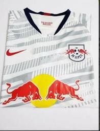 Camisa Red Bull Leipzig Home 2019/2020