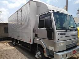 Ford Cargo 816 (Entr+Parc) - 2012