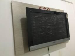 Vendo TV + Painel R$ 250,00