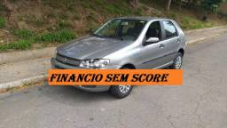 Fiat palio 2008 aprovo com score baixo