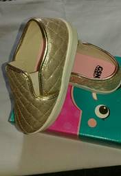 Sapato GSN Novo tamanho 25