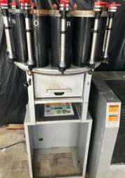 Maquina Misturador e Batedor de Tinta
