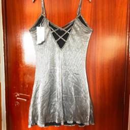 Vestido CHAMPAGNE BY