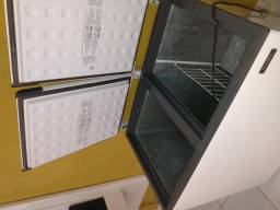 Freezer semi novo Esmaltec