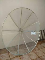 Antena de aluminio