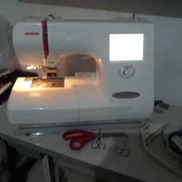 Maquina bordar computadorizada