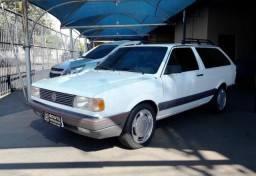 Parati Motor 1.9 Aspirada Injetada - 1991